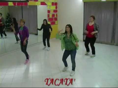 TACATA' - ROMANO E SAPIENZA, BALLI DI GRUPPO 2012 , JUANNY DANCE