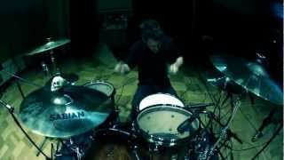 getlinkyoutube.com-Pendulum - WitchCraft - Drum Cover