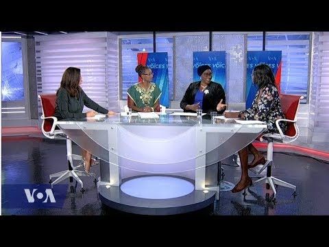 VOA Our Voices 205: Employing Gender Parity