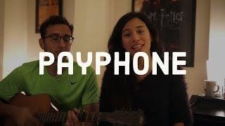 Payphone (Maroon 5)   Katherine Macfarland & Ali Abdaal Acoustic Cover