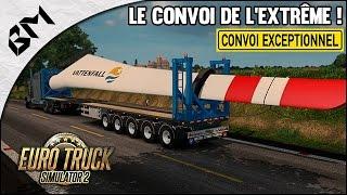 getlinkyoutube.com-Euro Truck Simulator 2 - Le GROS Convoi de l'extrême !