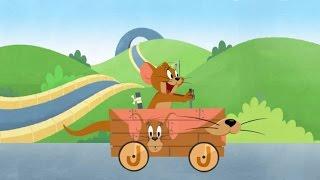 getlinkyoutube.com-TOM AND JERRY ✔ BOOMERANG MAKE AND RACE   NEW CARS   Cartoon Racing Game