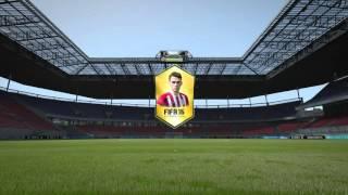 بداية الحظ تفتيح بكجات فيفا 16  FIFA 16 OPEN PACK