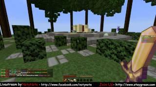 getlinkyoutube.com-Minecraft 1.8 - BedWar อันโหดร้าย และน่าเสียใจ TT