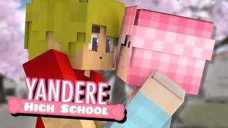 getlinkyoutube.com-Yandere High School - THE FIRST KISS! (Minecraft Roleplay) Ep. 5