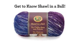 getlinkyoutube.com-Get to Know Shawl in a Ball!