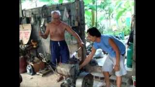 getlinkyoutube.com-old engine in thailand by kai2221 โดยนายช่างไก่ จรัญ 13