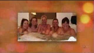 Patricia Heaton Naked / Nude in a Hot tub Picture - The VIEW