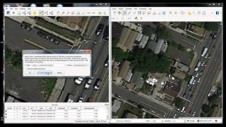 getlinkyoutube.com-Download and georeference Google Earth images in QGIS 2.8 with OpenLayers Plugin
