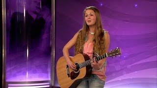getlinkyoutube.com-Se tjejen som golvar Alexander Bard - Idol Sverige (TV4)