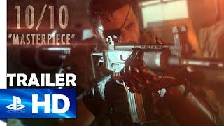 "getlinkyoutube.com-Metal Gear Solid V: The Phantom Pain - Accolades Trailer ""10/10 Masterpiece"" - PS4, & PS3!"