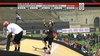 getlinkyoutube.com-Tom Schaar first-ever 1080 in Competition - ESPN X Games