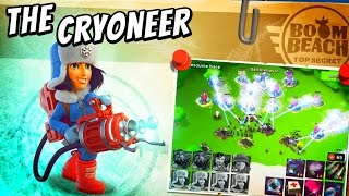Boom Beach CRYONEER + FRIENDLY BATTLES Update!
