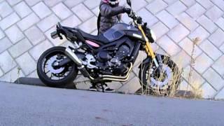 getlinkyoutube.com-MT-09 SP忠男 POWERBOX