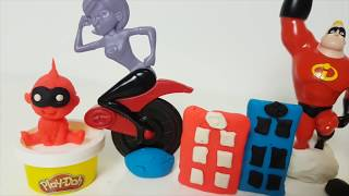 Incredibles: Play Doh - Kids' Toys