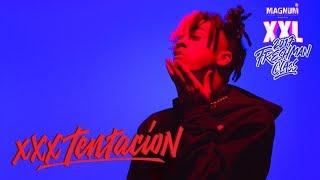 XXXTentacion Freestyle - 2017 XXL Freshman width=