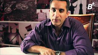 B+ Episode 8 - (باسم يوسف شو الحلقة ٨ (غزوة عبير