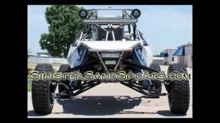 getlinkyoutube.com-First drive of turbo busa SXR sandrail from Sinister Sand Sports
