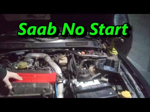 Saab 9-3 No Start Fix