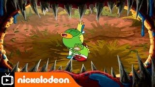 Breadwinners | Dino Mumma | Nickelodeon UK