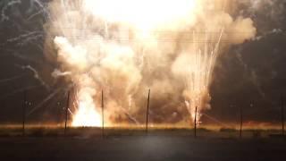 getlinkyoutube.com-Panthalloor Pooram Vedikettu 2017 Fireworks