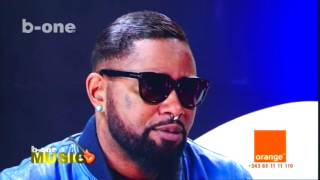 getlinkyoutube.com-Ferre Gola, Le Padre dans b-one Music face a Papy Mboma