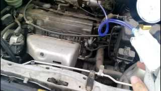 getlinkyoutube.com-Toyota P0401 Insufficient Low EGR Flow RAV4 Diagnosis