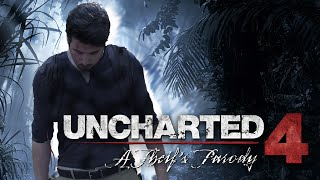 UNCHARTED 4 IN REAL LIFE - XanderFlicks