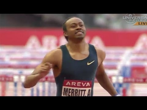 Aries Merritt wins big 110m hurdles in Paris - Universal Sports