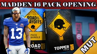 "getlinkyoutube.com-► MUT 16 RttP Pack Bundles Opening ""Road Packs"" Rare Pull!"