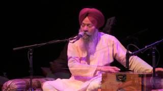 Professor Paramjeet Singh -- Raag Multani Todi