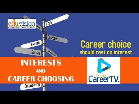 Interests and Career