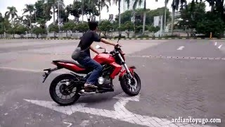 getlinkyoutube.com-Benelli TNT 250 Indonesia