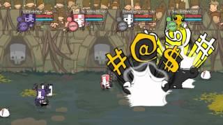 getlinkyoutube.com-Let's Play Castle Crashers (Mostly Blind) Part Extra: Arena Crashers