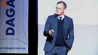 Business Development Day 2017 - Mikael Damberg