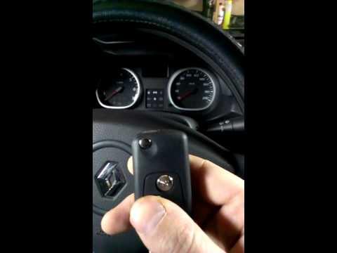 Выкидной ключ для Renault Duster