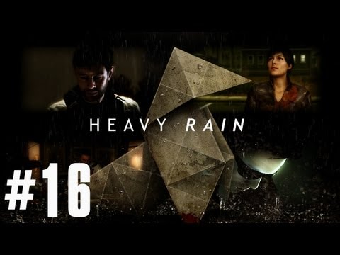 Pause Plays: Heavy Rain - EP16