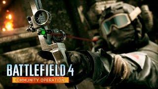 Battlefield 4 Community Operations Cinematic Trailer