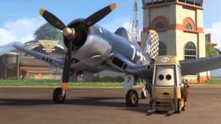 getlinkyoutube.com-Cars Toon: Aero Mate