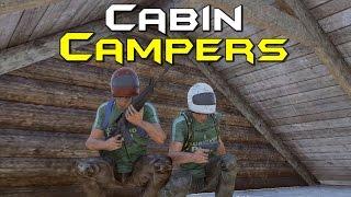 getlinkyoutube.com-CABIN CAMPERS - H1Z1 (Hiding Spot)