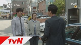getlinkyoutube.com-Second 20s Secretly caring Lee Sang-yoon's way of showing coy consideration 1 Second 20s Ep5