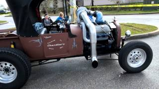 Detroit Diesel Hot Rod