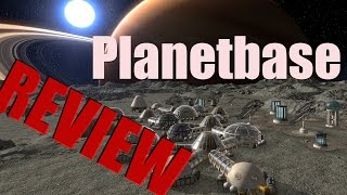 getlinkyoutube.com-[SPACE GAMES] Planetbase - REVIEW - GAMES IN EDUCATION (Science)