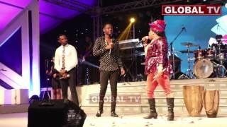 getlinkyoutube.com-Full Show ya Ben Pol & Saida Karoli Kwenye Usiku wa Love Melode & Lights