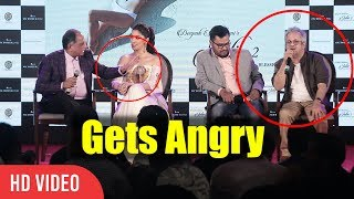 Julie 2 Director Deepak Shivdasani Gets Very Angry On Media | Screams On Media | Julie 2 Trailer