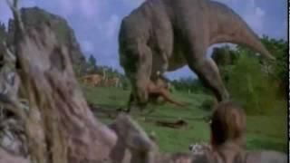 getlinkyoutube.com-T-Rex Vs Spinosaurus - Part 2