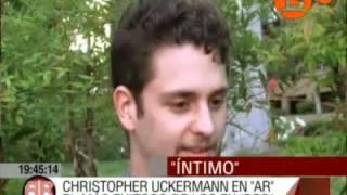 """getlinkyoutube.com-Christopher Uckermann: Ex integrante de """"RBD"""" contó secretos del grupo - Espectáculos 13"""