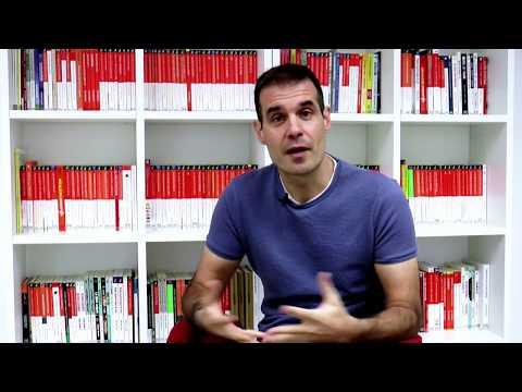 ¿Por qué educamos?, el nuevo libro de David Martín