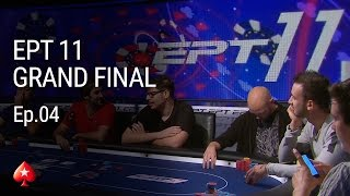 Episode 4 – EPT Monte Carlo 11 – Main Event