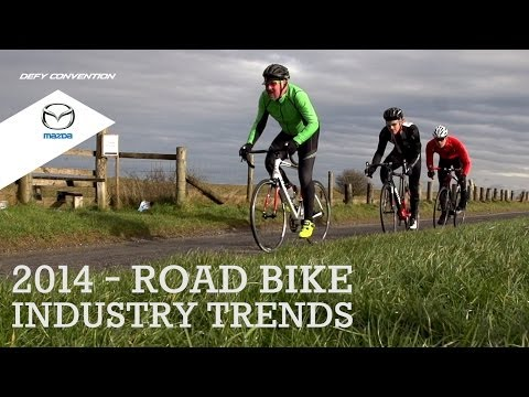 2014 Road Bikes - Industry Trends